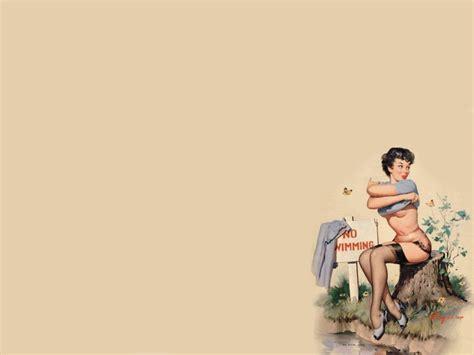 wallpaper girl vintage 1950 s pinup girl wallpaper girls pinups postcard american