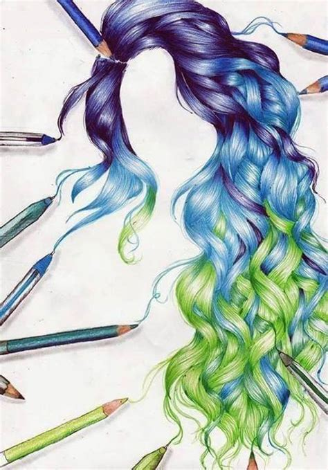 hairstyles color drawing drawings of amazing hair styles xcitefun net