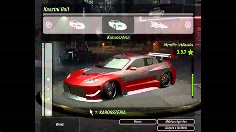 mod game nfs underground 2 nfs underground 2 car mods