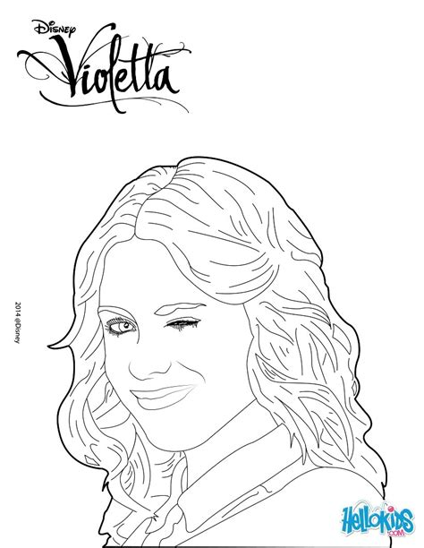 printable coloring pages violetta leon violetta coloring pages coloring pages