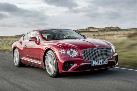 bentley price 2018 2018 bentley continental gt review