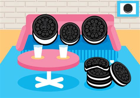 oreo pattern vector oreo vector download de vetor gratuito 359387 cannypic