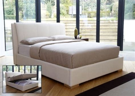 Rimini Ottoman Bedstead Rimini Ottoman Bedstead Such A Cool Idea Home Ideas Leather Upholstered Beds