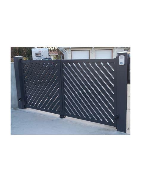 Portail 3 50m 5629 by Portail Coulissant Aluminium Mimizan 3 00 M 224 6 00 M