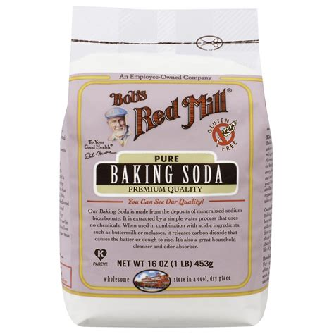 Health Paradise Baking Soda 500 Gm bob s mill baking soda gluten free 16 oz 453