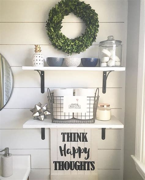 bathroom shelves above toilet best 25 shelves above toilet ideas on