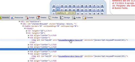 popolare di on line banking tastiera virtuale bper rs