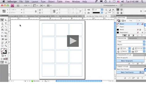 tutorial indesign animation 25 indesign tutorials web3mantra