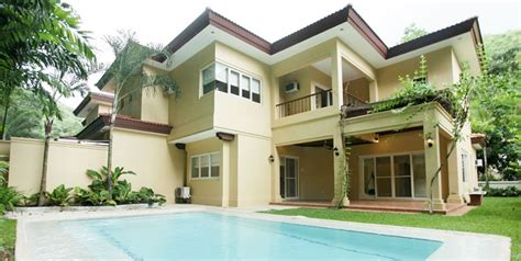 3 bedroom house with pool for rent modern house for rent in maria luisa cebu grand realty