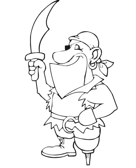 pirate coloring pages to download and print for free picture of a pirate coloring home