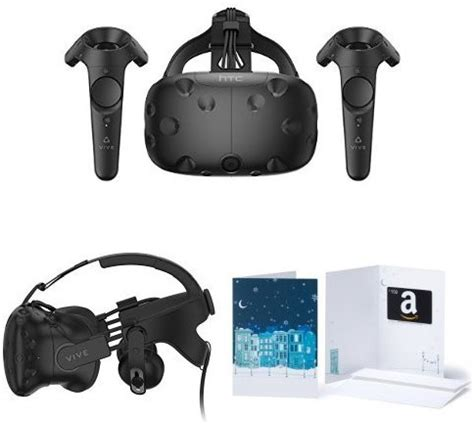 amazon htc vive best holiday vive deal yet audio strap fallout 4 vr