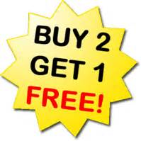 Buy 2 Get 1 Free buy 2 liters get 1 free styling product 7 salon