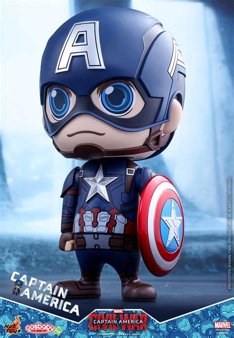 Toys Iron Xlvi Cosbaby L Original captain america and iron xlvi cosbaby l