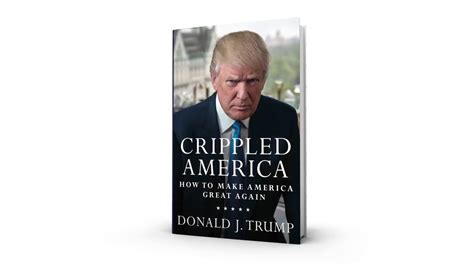 trumps all books crippled america book by donald j official