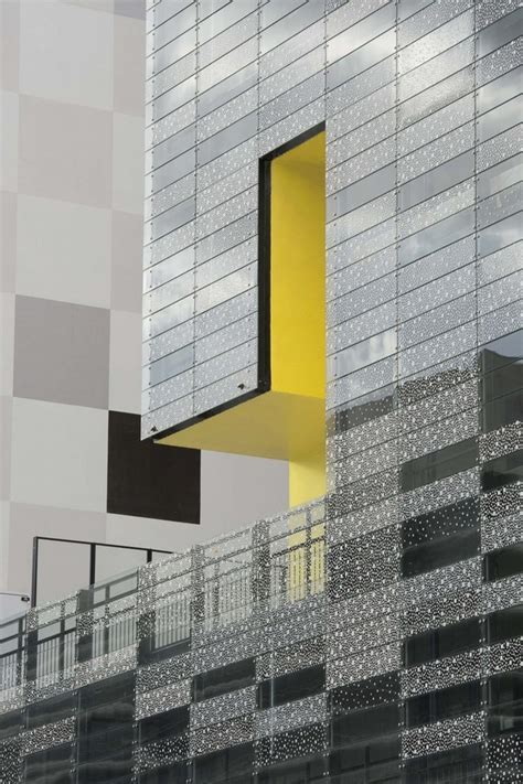 Nanterre Apartment Block   France Building   e architect