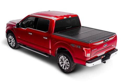 bed covers for f150 2015 2018 ford f 150 hard folding tonneau cover bakflip g2 226329