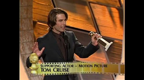 Tom Cruise Wins Top Of The Year tom cruise wins best supporting actor motion picture