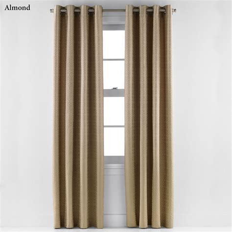 grommet curtain panels nuance grommet curtain panels by j queen new york