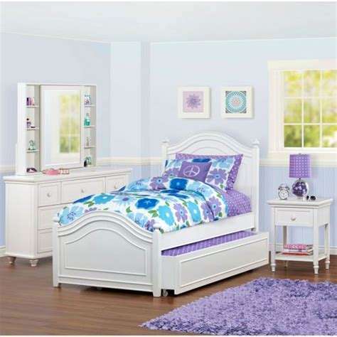 twin trundle bed set cafekid brandi 3 pc twin trundle bed set girls bedrooms