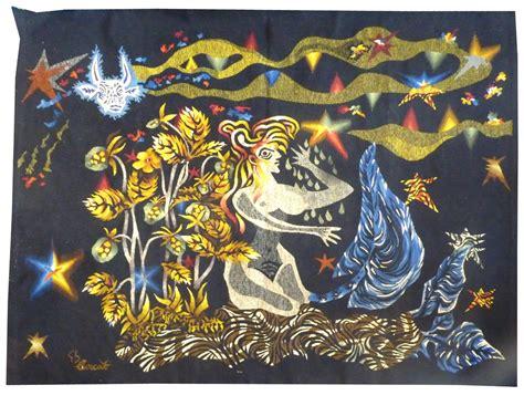 Tapisserie Lurcat by Mus 233 E Jean Lur 231 At Et De La Tapisserie Contemporaine