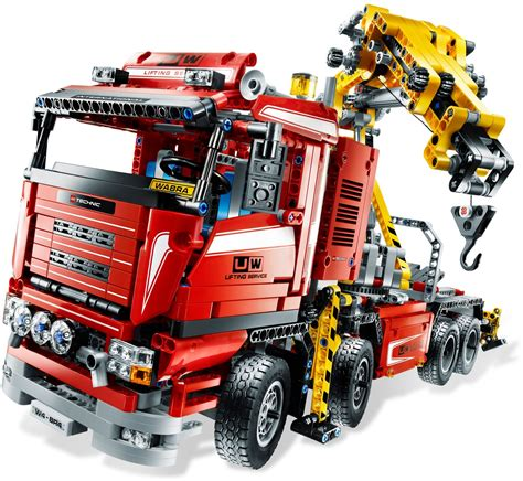technic truck technic tagged flagship set brickset set guide