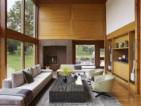 gallery  louis kahns korman residence interior renovation jennifer post design