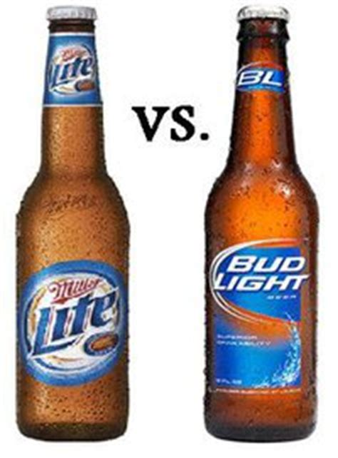 What Does Bud Light Taste Like by Motley Brews Bud Light Vs Miller Lite S Grooming