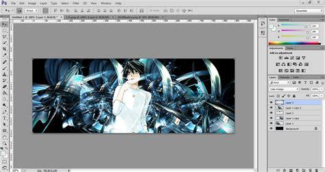 tutorial gambar anime di photoshop tutorial cara membuat c4d anime di photoshop ps faza