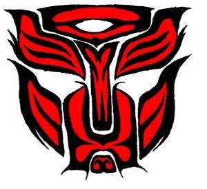 autobot tribal tattoo design by starscreamsgurl on deviantart