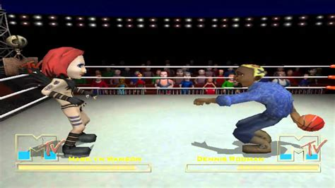 celebrity deathmatch game pc celebrity deathmatch the game marilyn manson vs dennis