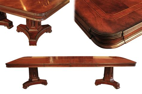 Mahogany Conference Table Mahogany Conference Table Or Dining Room Table For Sensitive Budgets Sits 12 Ebay