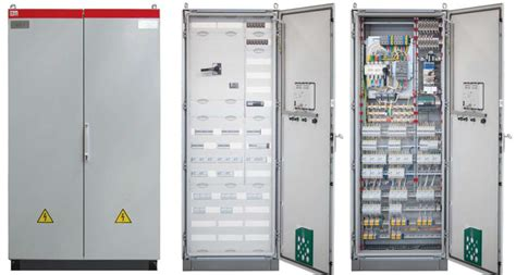 Electrical Cabinet by Automated Electric Heating Systems