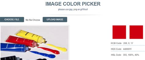 get color code from image how to get color code from image increase your website
