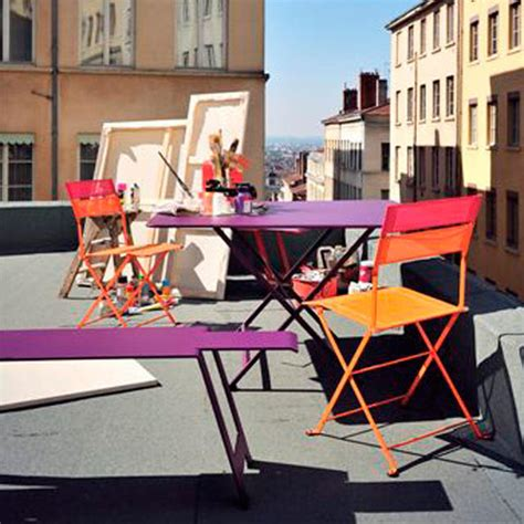 Origami Workbench - buy origami bench by fermob outdoor furniture the worm