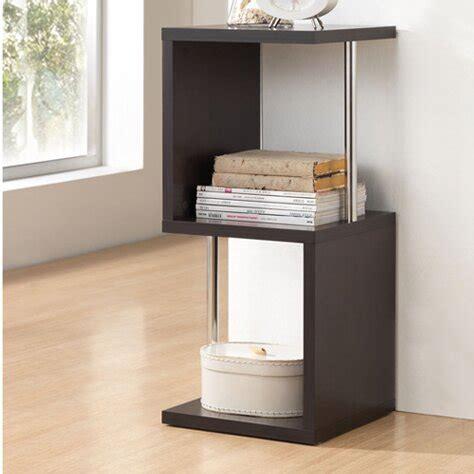 wholesale interiors baxton studio  accent shelves