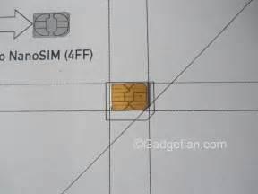 iphone 5 нано сим карта