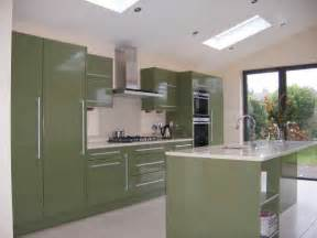 High Gloss Kitchen Cabinets » Home Design 2017