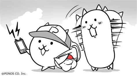 battle cats coloring pages gambar battlecat color coscobeu deviantart battle cats