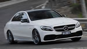 Mercedes Amg C63 Mercedes Amg C63 S Sedan 2016 Review Road Test Carsguide