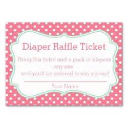 diaper raffle ticket template new calendar template site