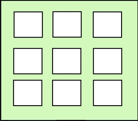 football squares template images