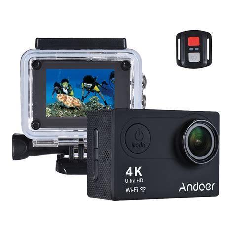 Top Kamera Sport Wifi 4k Hd With Remote High Quality Terpopular andoer an6000 4k 16mp wifi sports 1080p