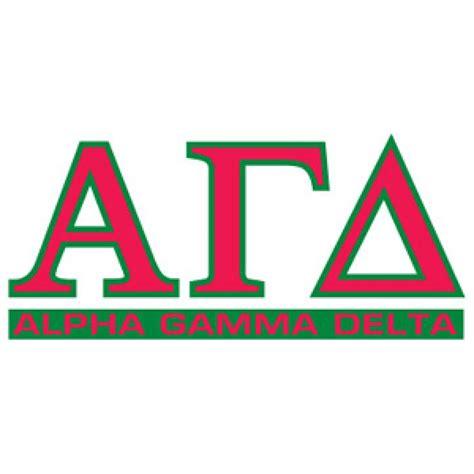alpha gamma delta colors store alpha gamma delta letters name decal