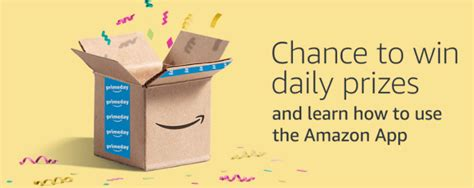 Amazon Daily App Giveaway - amazon app only deals and giveaways