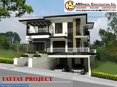 asian house designs and floor plans modern zen house designs philippines asian residential