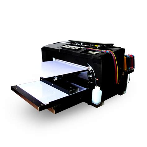 Printer Dtg A3 A4 iehk a3 dtg flatbed printer direct to garment printer