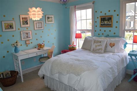 ideas for 23 year old girls bedroom 3quarter bed the chalkboard cottage 10 year s new room make reveal