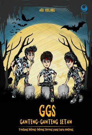ganteng ganteng setan by ari keling reviews discussion bookclubs lists