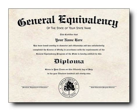 ged certificate template ged program discontinued career sense