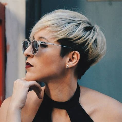 Pixie Hairstyles For 50 With Glasses by 15 Best Collection Of Pixie Hairstyles For 40